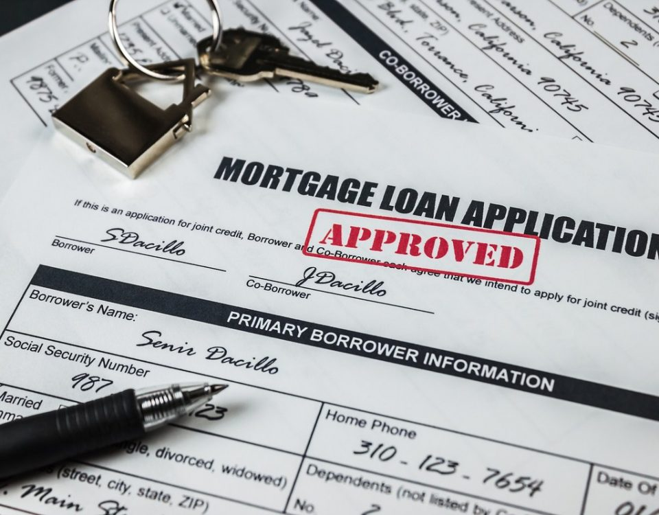 Getting a Mortgage